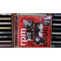 Cd Rpm - Mtv 2002 (ao Vivo)