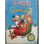 Dvd O Natal Dos Simpsons