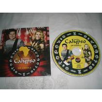 Cd Banda Calypso -ao Vivo Em Angola(promo)frete R$5,00