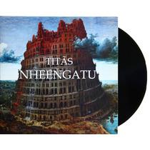 Lp Vinil Titãs Nheengatu Novo Lacrado Capa Dupla + Encarte