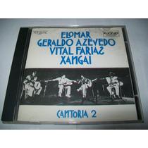 Cd Elomar Geraldo Azevedo Vital Farias Xangai - Cantoria 2