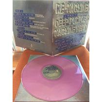 Re-machine Head Deep Purple Iron Maiden Metallica Colorido