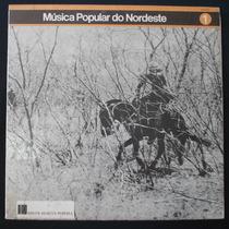 Música Popular Do Nordeste 1 - Lp Vinil Capa Dupla