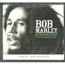 06 Cds Box Set Bob Marley E The Wailers 90 Faixas Lacrado