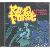 Cd Rima Forte - Vários*lacrado/raro/fora De Catálogo