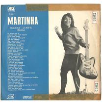 Martinha - Barra Limpa - Jovem Guarda - Ótimo Estado - Orig.