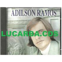 Cd - Adilson Ramos - Eu E O Tempo