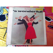 Lp Ray Connif - `s Wonderful - Columbia - 1956