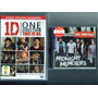 Dvd+cd- One Direction -dvd This Is Up + Cd Midnight Memories