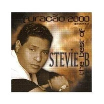 Cd-stevie B-the Best Of-furacão 2000-em Otimo Estado