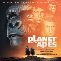 Planet Of The Apes-tv Series-1974-2 Cds-ediç.limit.lacr-imp.