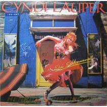 Cyndi Lauper Lp Shes So Unusual