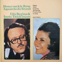 Lp Elis Regina & Toots Thielemans - Aquarela Do Brasil 1969
