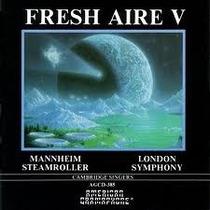 Cd - Fresh Aire V - Mannheim Steamroller - Imp.!!