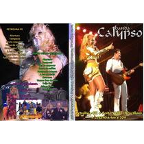Dvd Banda Calypso Em Petrolina-pe + Porto Velho 2015 + Extra