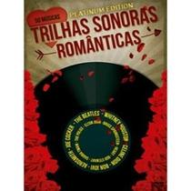 Dvd Trilhas Sonoras Românticas - 50 Músicas Lacrado Original