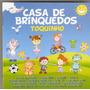 Cd Toquinho - Casa De Brinquedos -