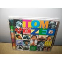 Cd Duplo - Tom Zé - Jogos De Amar