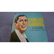 Lp Vinil Carlos Gardel Coletanea Cid 1980