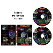 Dvd Marillion - The Fish Years - 1983-1986