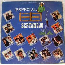 Vinil/lp: Especial Sertanejo - 1983