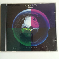 Cd Kitaro - The Light Of The Spirit 1987 (importado)
