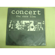 Lp Disco Vinil The Cure Concert The Cure Live