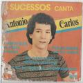 Compacto Vinil 4 Sucessos Antonio Carlos - O Amor Está De Vo