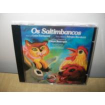Cd Origina Saltimbancos 1977 - Chico Buarque / Luiz Enriquez