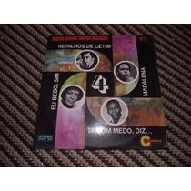Compacto - Quatro Sambas/quatro Sucessos Nº 2 - Eu Bebo Sim
