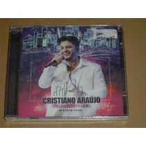Cristiano Araujo In The Cities Ao Vivo Em Cuiaba Cd Novo