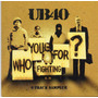 Ub40 - Who You Fighting For? Cd Promo Novo