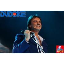 Dvd Karaoke - Roberto Carlos - 98 Músicas Videoke