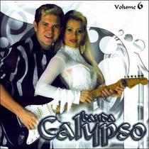 Cd - Banda Calypso - Volume 6 - Lacrado