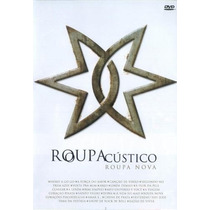 Dvd Roupa Nova - Acústico (lacrado E Original)