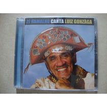 Cd Ze Ramalho Canta Luiz Gonzaga (original Perfeito Estado)