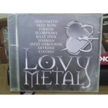 Love Metal 3 Original-lacrado Fretegratis!