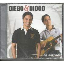 Cd Diego E Diogo - Na Estrada -ao Vivo*lacrado