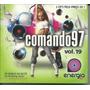Cd Comando 97 - Vol. 19 - 2 Cds - Digipack Novo Orig Lacrado