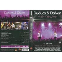 Dvd # Duduca & Dalvan - Os Leões Da Música Sertaneja