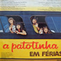 Lp - A Patotinha Em Férias - Discotheque - Vinil Raro