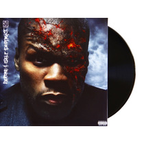 Lp Vinil 50 Cent Before I Self Destruct Novo Importado