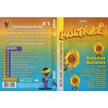 Dvd # Multiokê - Sucessos Nacionais (vol.3)