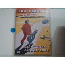 Dvd - Eric Clapton - Live On Tour 2001
