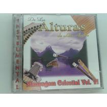 Cd De Las Alturas De Los Andes - Mensagem Celestial - Vol. 6