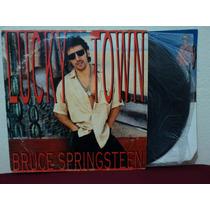 Lp/vinil-bruce Springsteen:lucky Town+encarte-bom Estado