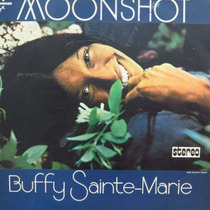 Lp - Buffy Sainte- Marie - Moonshot - Vinil Raro
