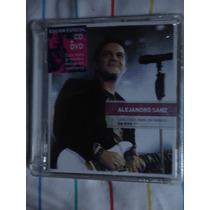 Alejandro Sanz - Canciones Para Un Paraíso Cd+dvd Espanha