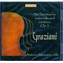 Cd Duplo Carlos Graziani-six Sonatas For Violoncello-novo***