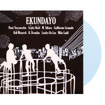 Lp Compacto Vinil Ekundayo Remix Novo Colorido